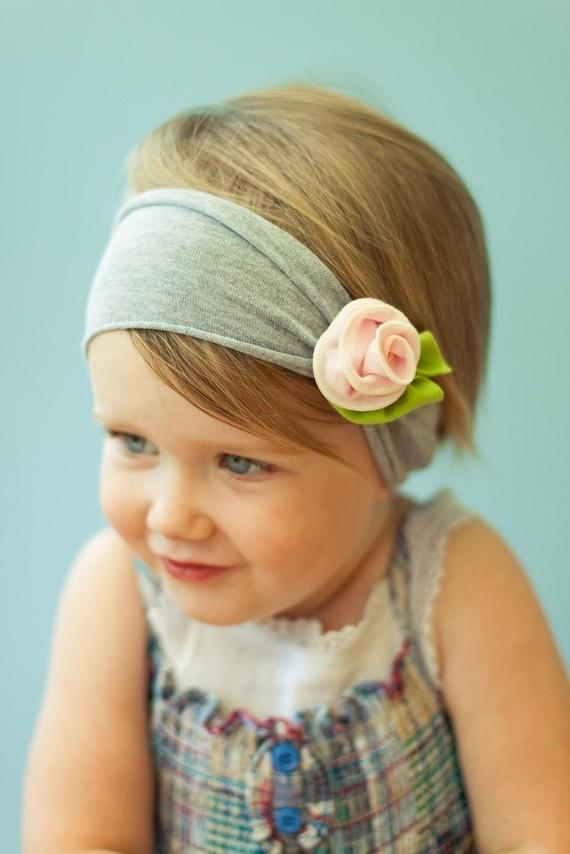 Сделать повязку на голову своими руками для девочки